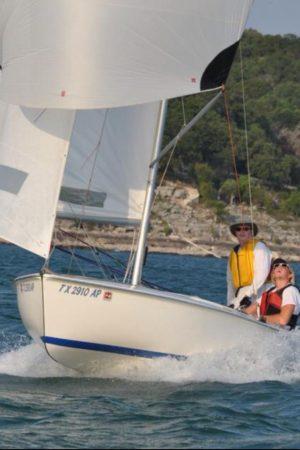 Sailboat Reaching