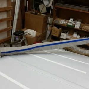 sailboat tiller cover