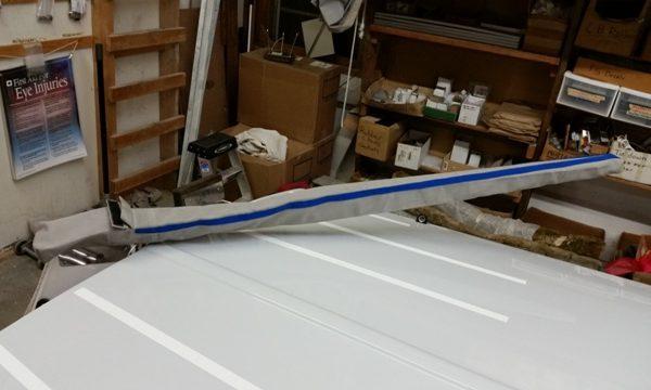 sailboat tiller cover