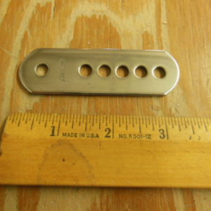 Shroud Adjuster Plate