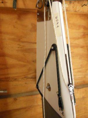 Rudder Lift