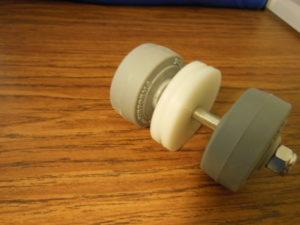 Centerboard Roller