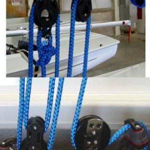 Midboom Mainsheet