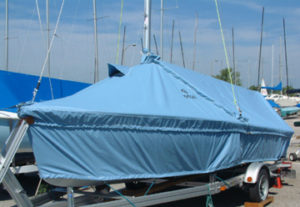 Sailor's Tailor Mooring Cover