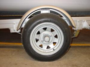 Trailer Wheel