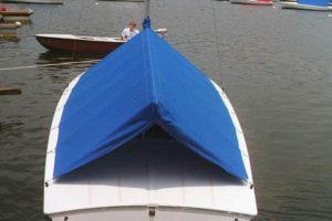 Sailboat Tent Cover