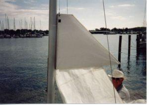 Main Sail Floatation