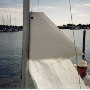 Main Sail Floatation