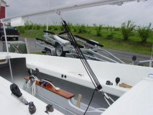 Sailboat Vang