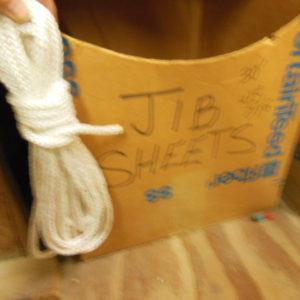 Heavy Jib Sheets