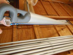 Spinnaker Pole