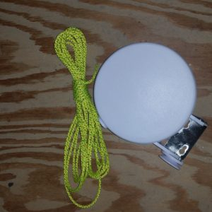 Spinnaker Halyard Take Up Reel