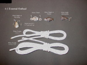 External Outhaul Parts