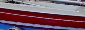 Mid Boat Stripe