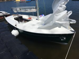 Boat Buoy Bumper Ball